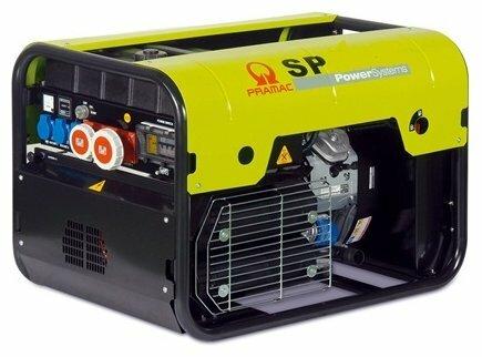 бензиновая электростанция pramac sp 8000