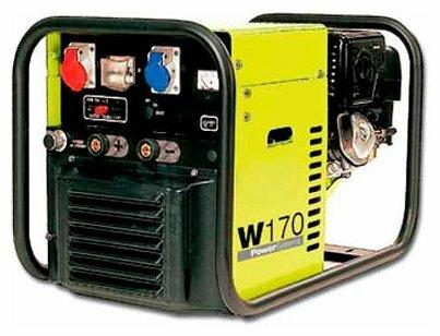бензиновая электростанция pramac w 170