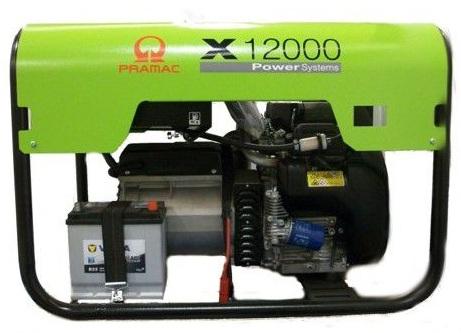 бензиновая электростанция pramac x12000