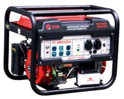 бензиновая электростанция redbo pt-rwd7500a