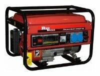 бензиновая электростанция redverg rd3900b