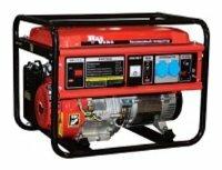 бензиновая электростанция redverg rd5500b