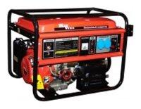 бензиновая электростанция redverg rd6500b