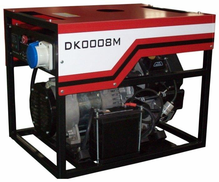 бензиновая электростанция russian engineering group dk0008m