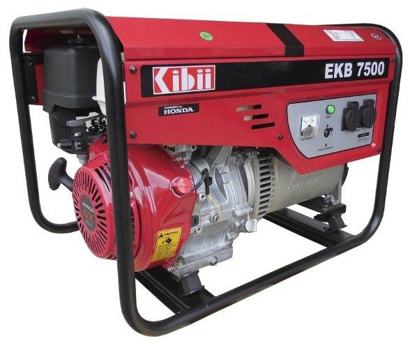 бензиновая электростанция russian engineering group ekb7500r2