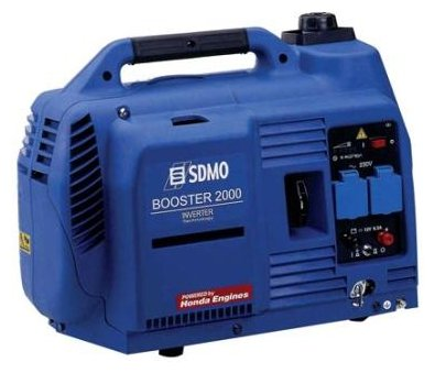 бензиновая электростанция sdmo booster 2000