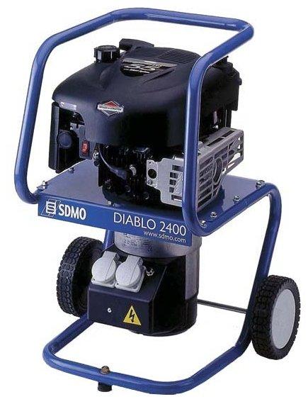 бензиновая электростанция sdmo diablo 2400