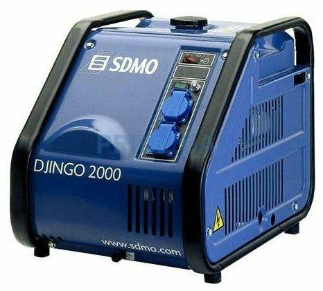 бензиновая электростанция sdmo djingo 2000
