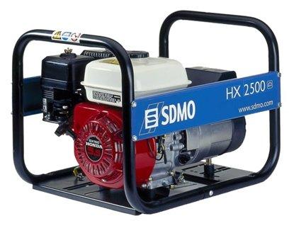 бензиновая электростанция sdmo hx 2400