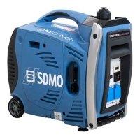 бензиновая электростанция sdmo ineo 3000