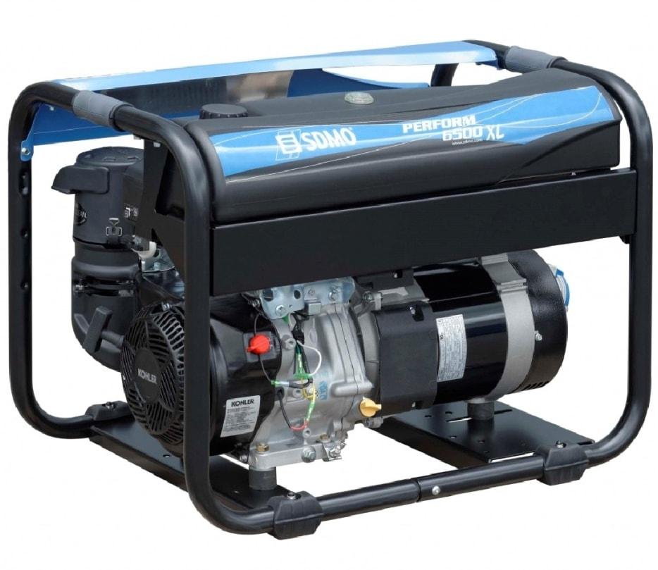 бензиновая электростанция sdmo perform 6500 xl