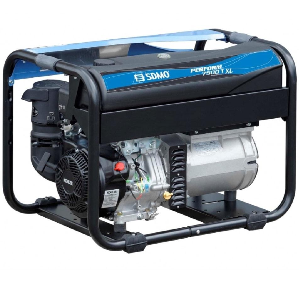 бензиновая электростанция sdmo perform 7500 t xl