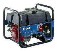 бензиновая электростанция sdmo sh7500t s