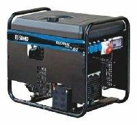 бензиновая электростанция sdmo technic 7500te+r05