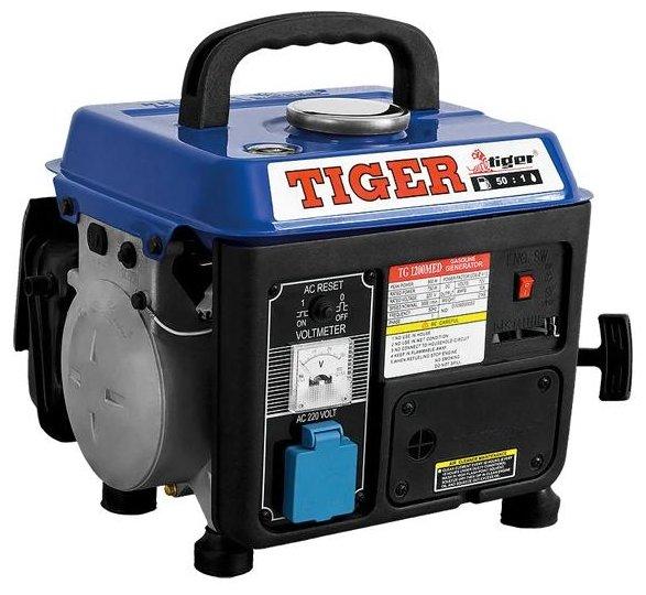 бензиновая электростанция tiger tg1200med