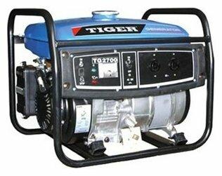 бензиновая электростанция tiger tg2700