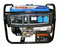 бензиновая электростанция tiger tg3700