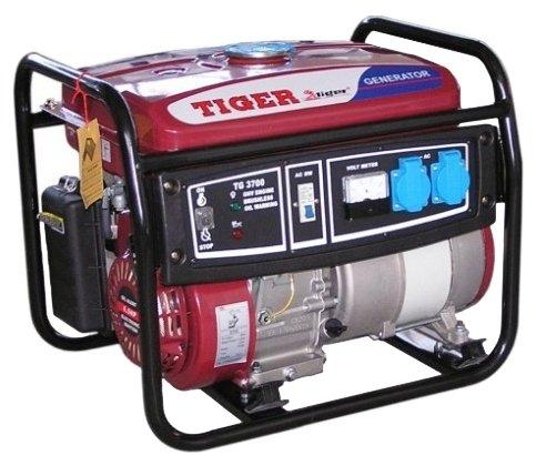 бензиновая электростанция tiger tg5700e