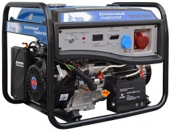 бензиновая электростанция tss sgg 7000e3