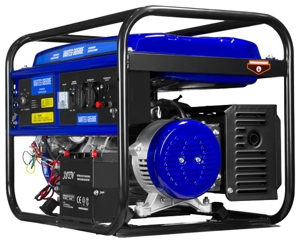 бензиновая электростанция varteg g6500e