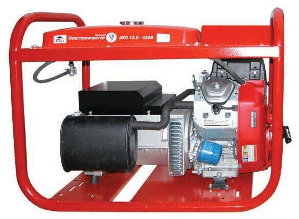 бензиновая электростанция вепрь абп 10-230 вх-бсг9