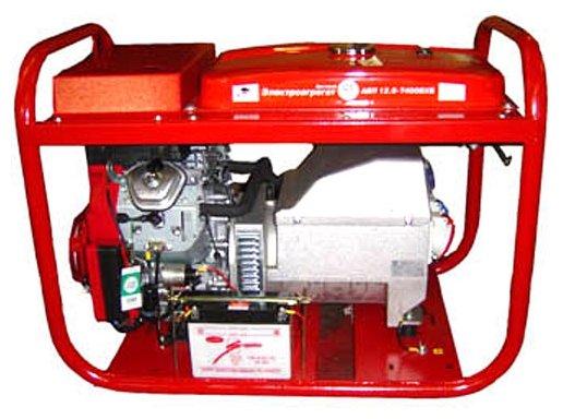 бензиновая электростанция вепрь абп 12-т400 вх-бсг9