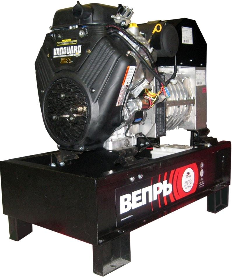 бензиновая электростанция вепрь абп 20-т400/230 вб-бс