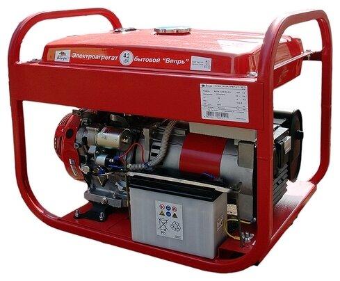 бензиновая электростанция вепрь абп 4,2-230 вх-бсг