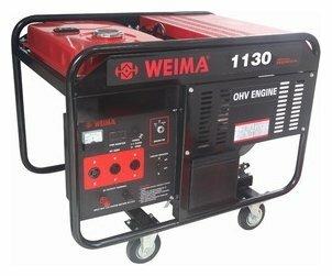 бензиновая электростанция weima wm1130