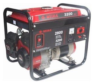 бензиновая электростанция weima wm3200-a