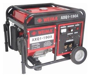 бензиновая электростанция weima wmaxq1-190a