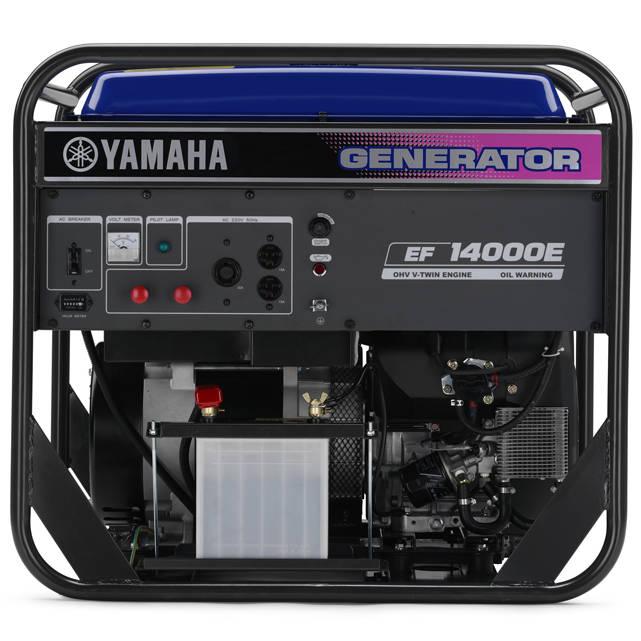 бензиновая электростанция yamaha ef 14000 e