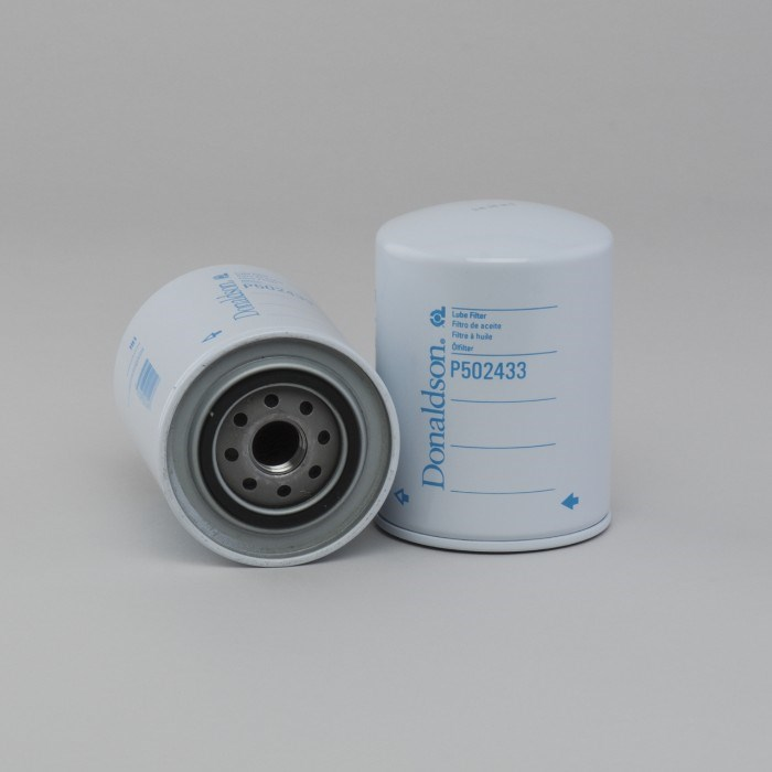 фильтр масляный donaldson p502433