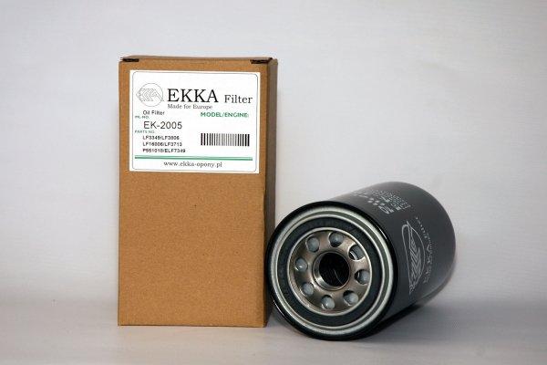 фильтр масляный ekka ek 2005