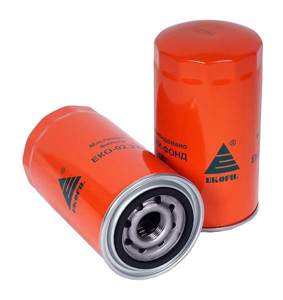 фильтр масляный екофил eko-02.222