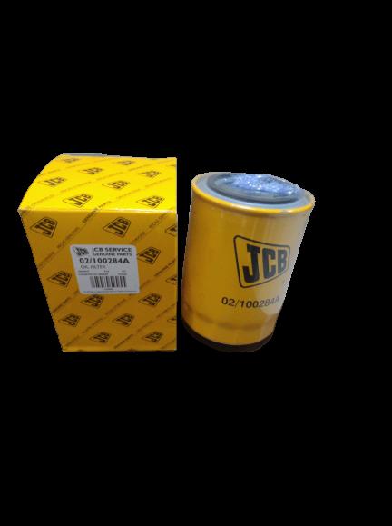 фильтр масляный jcb 02/100284a