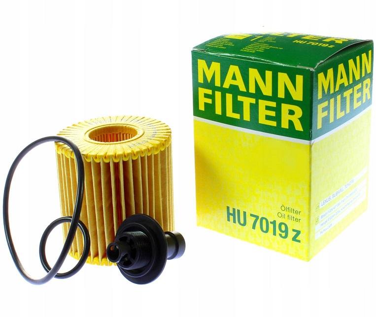 фильтр масляный mann-filter hu7019z