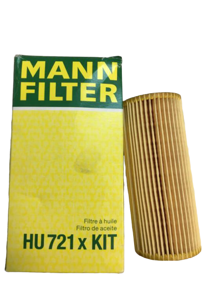 фильтр масляный mann-filter hu721xkit