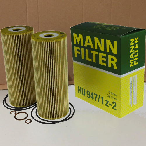 фильтр масляный mann-filter hu9471z2