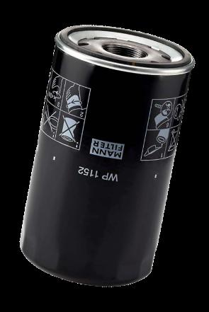 фильтр масляный fleetguard lf17580
