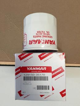 фильтр масляный yanmar 129150-35170
