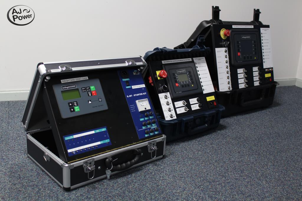 контроллер aj power insight4000