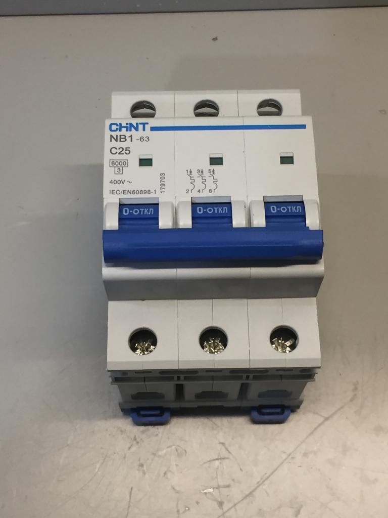 автомат защиты chint 179703