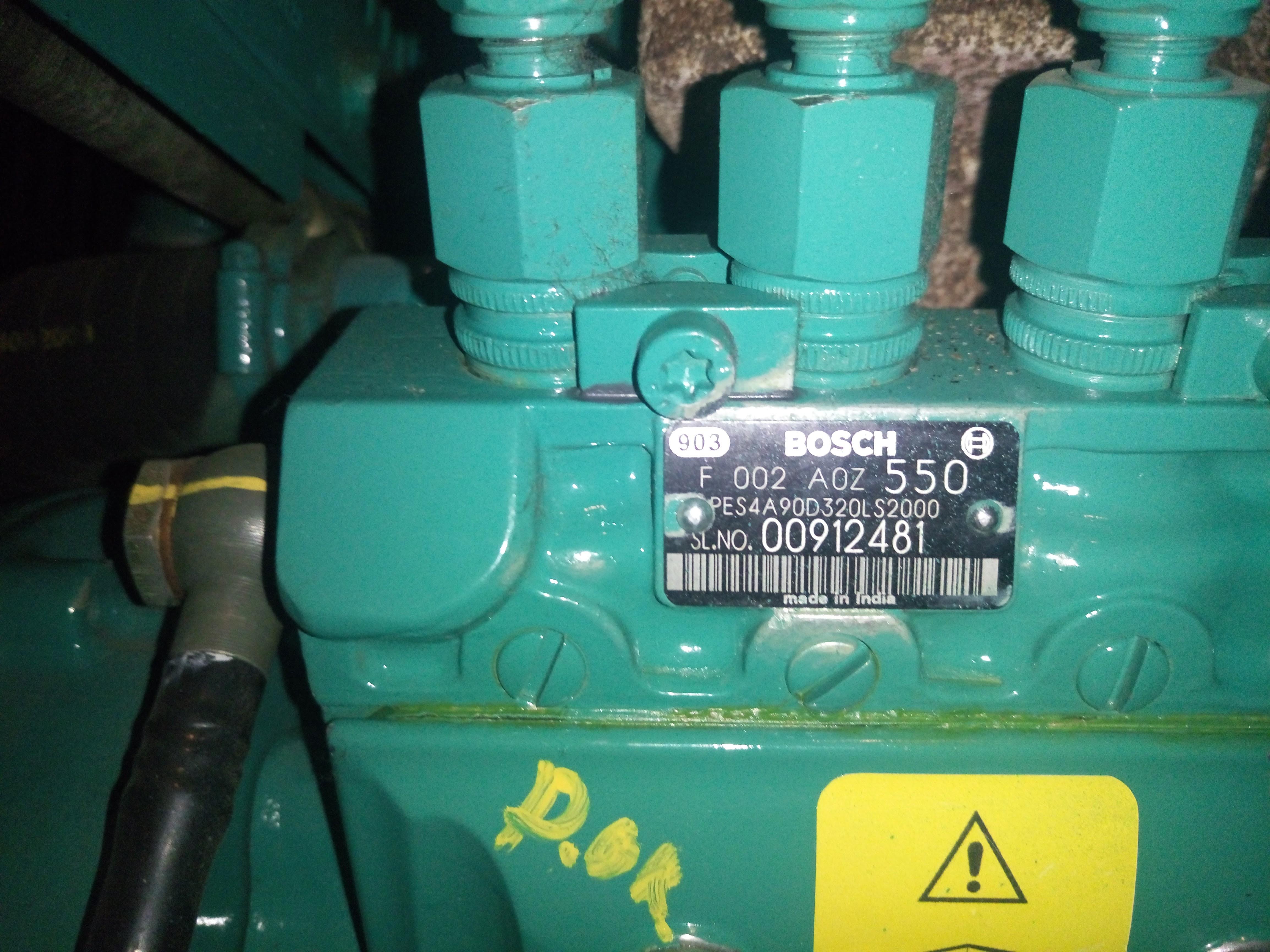 Топливный насос высокого давления Cummins 0149-2876