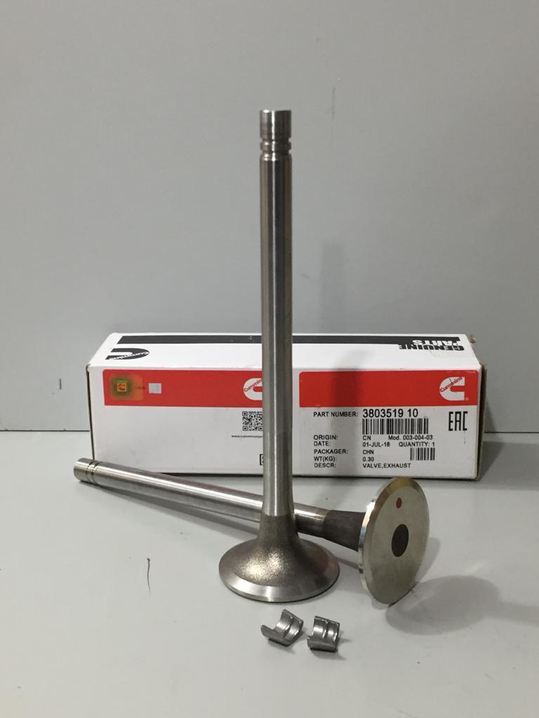 клапан выпускной cummins 3803519-10