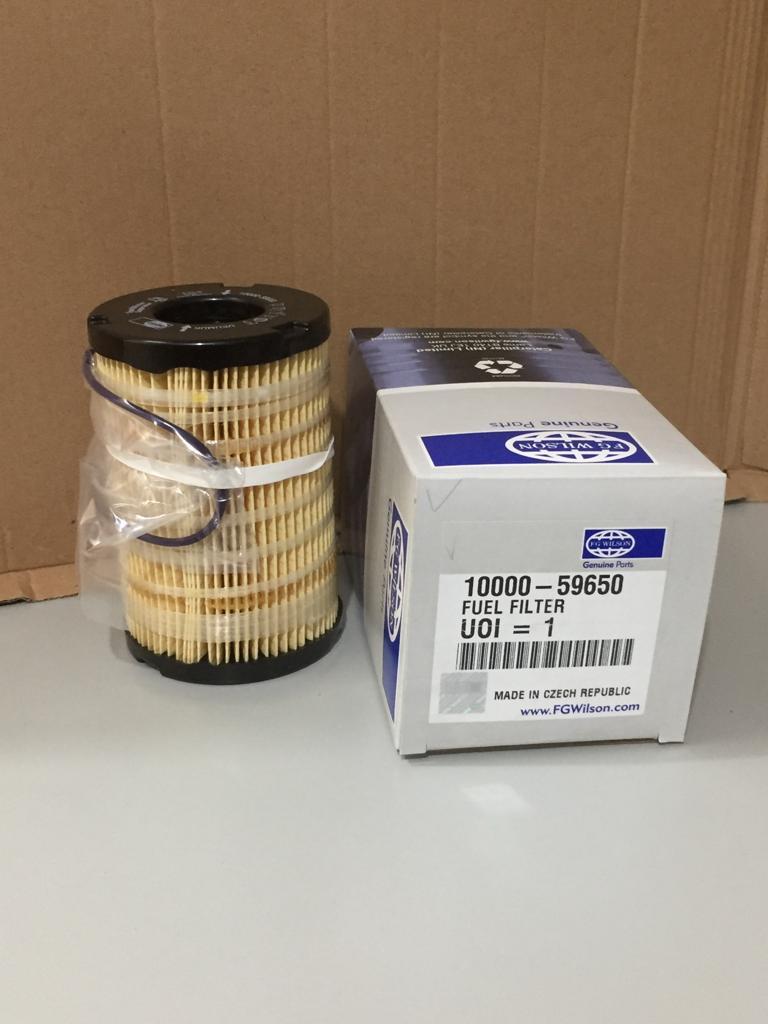 фильтр топливный fg wilson 10000-59650