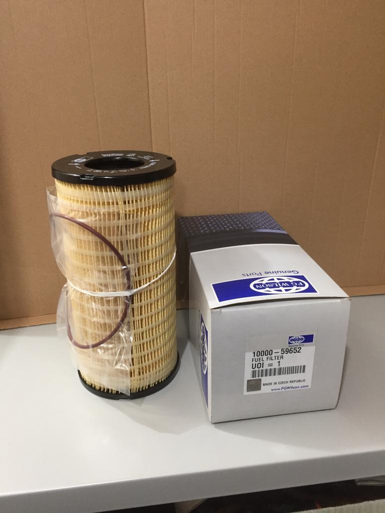 фильтр топливный fg wilson 10000-59652
