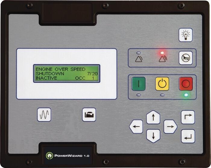 контроллер fg wilson powerwizard 1.0