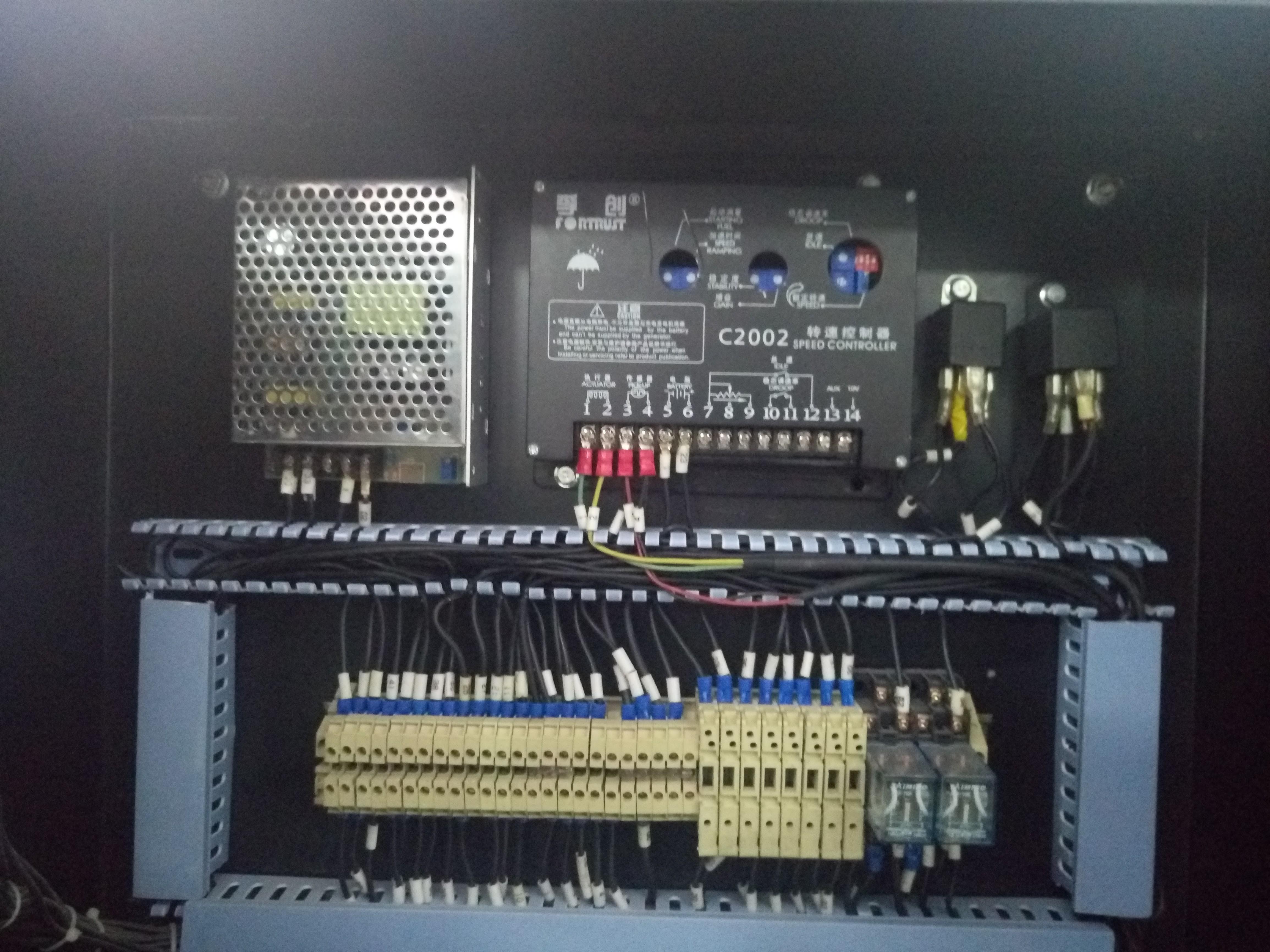 Электронный регулятор оборотов Fortrust C2002