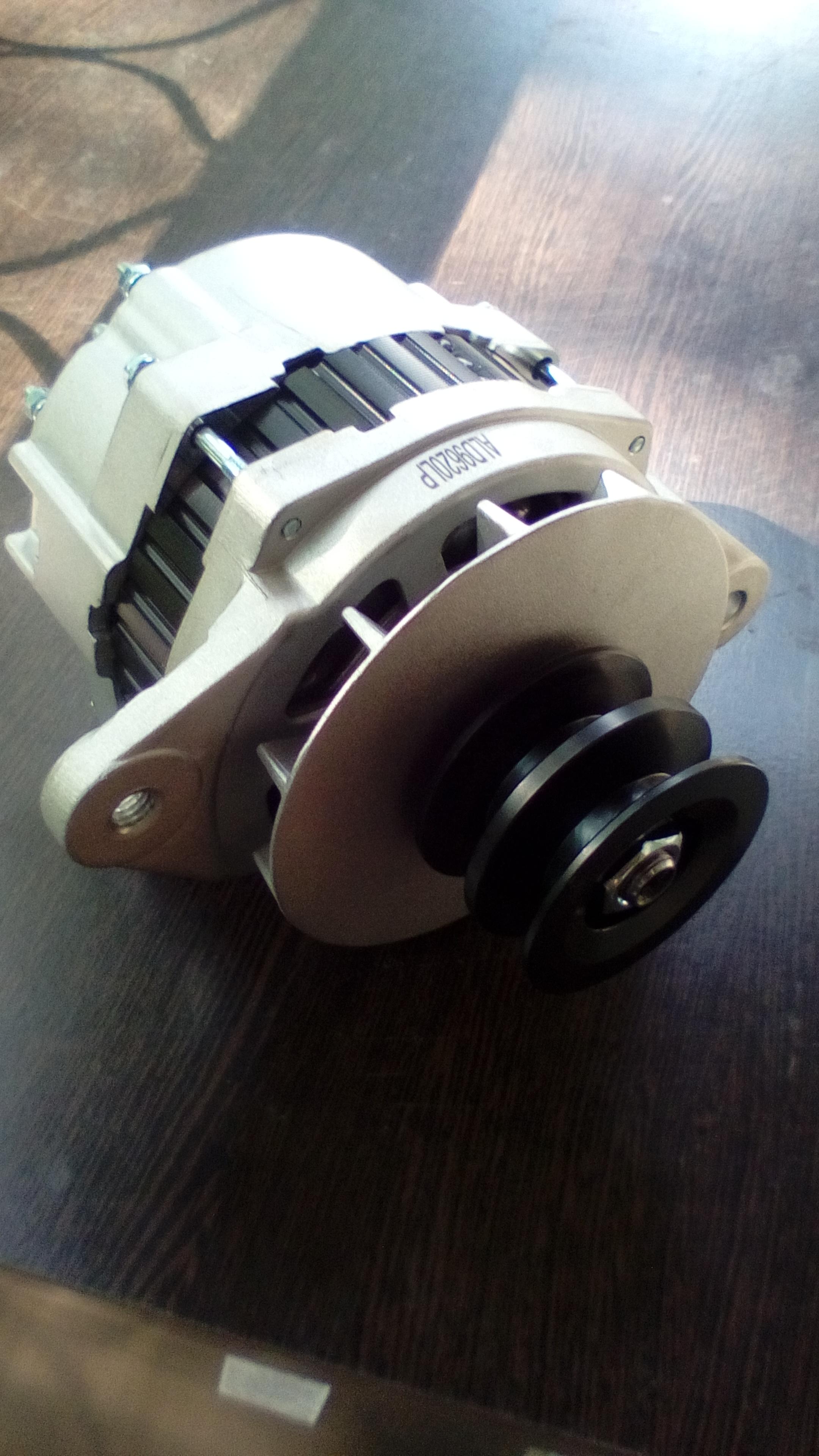 генератор зарядный krauf ald9620lp